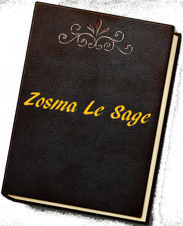 Grimoire de Zosma